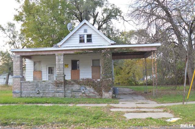 1816 W Smith Street, Peoria, IL 61605 (#PA1220129) :: The Bryson Smith Team
