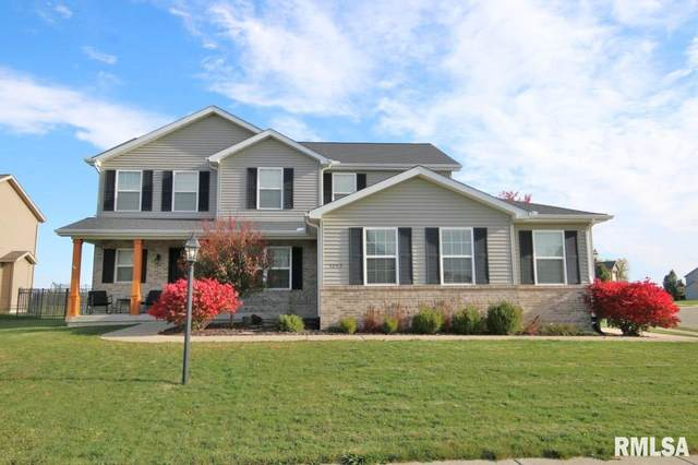 4203 W Thistlewood Court, Dunlap, IL 61525 (#PA1220130) :: The Bryson Smith Team