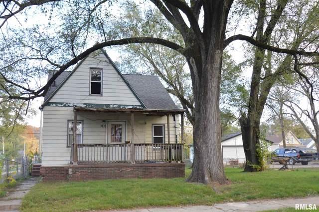 1719 W Kettelle Street, Peoria, IL 61605 (#PA1220156) :: RE/MAX Professionals