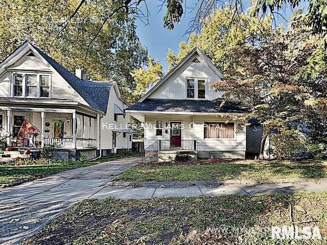 455 E Canedy Street, Springfield, IL 62704 (#CA1003474) :: The Bryson Smith Team