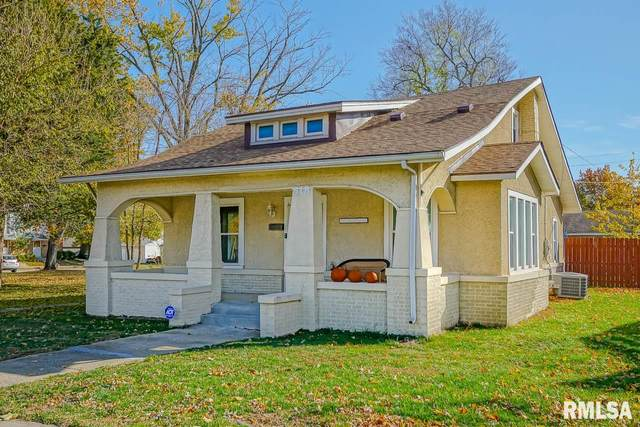 518 N 2ND Street, Chillicothe, IL 61523 (#PA1220197) :: RE/MAX Preferred Choice