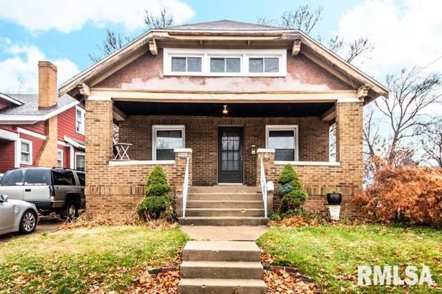 1227 N Frink Street, Peoria, IL 61606 (#PA1220229) :: RE/MAX Professionals