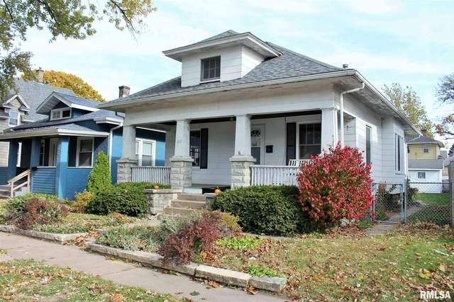 2623 Pershing Avenue, Davenport, IA 52803 (MLS #QC4216685) :: BN Homes Group
