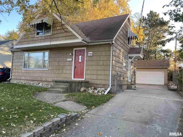 1506 N 14TH Street, Pekin, IL 61554 (MLS #PA1220263) :: BN Homes Group