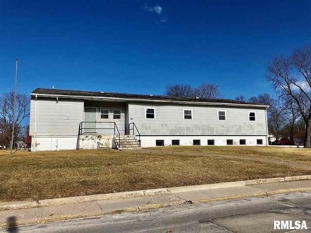 326 W Adams Street, Macomb, IL 61455 (#PA1220295) :: Paramount Homes QC