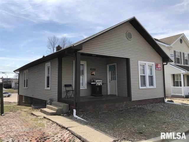 407 W Adams Street, Macomb, IL 61455 (#PA1220298) :: Paramount Homes QC
