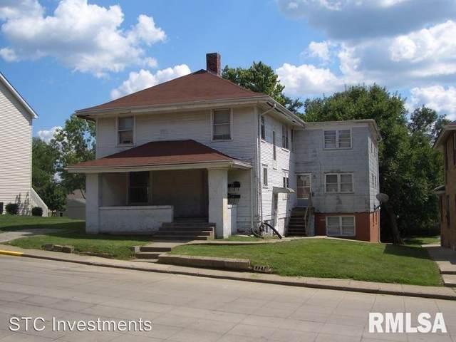 427 W Adams Street, Macomb, IL 61455 (#PA1220299) :: Paramount Homes QC