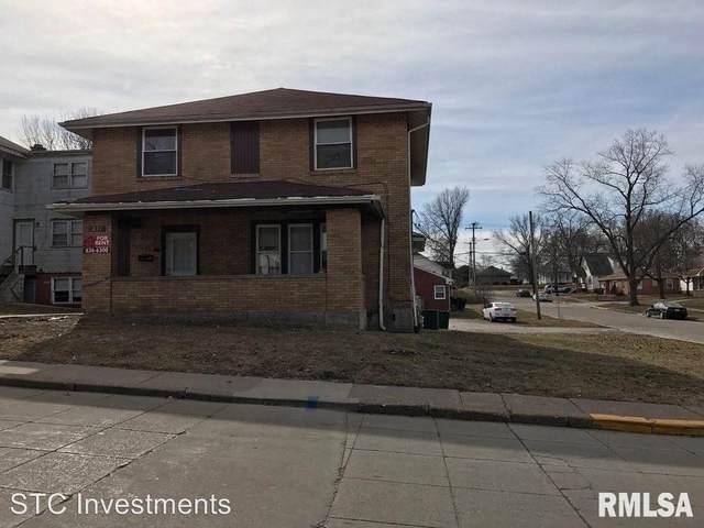 433 W Adams Street, Macomb, IL 61455 (#PA1220300) :: Paramount Homes QC