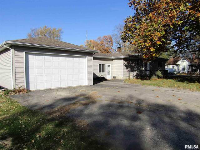 102 Van Buren, Lewistown, IL 61542 (#PA1220324) :: Killebrew - Real Estate Group