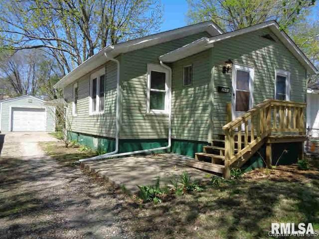 2641 S 11TH Street, Springfield, IL 62703 (#CA1003574) :: Nikki Sailor | RE/MAX River Cities