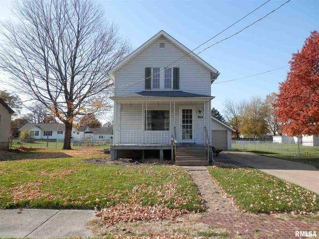 854 Day Street, Galesburg, IL 61401 (#CA1003631) :: Nikki Sailor | RE/MAX River Cities