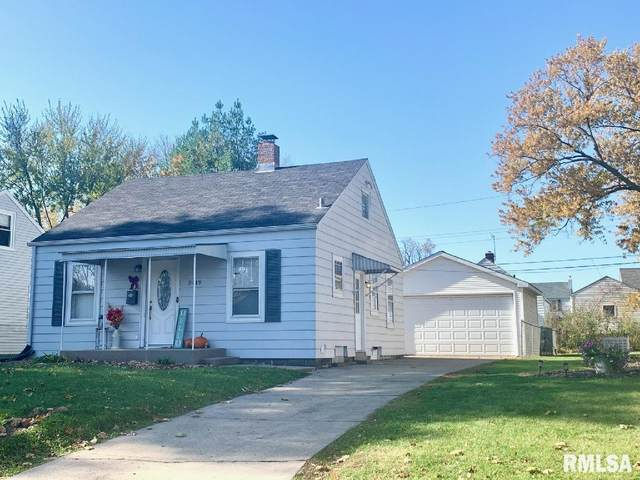 3119 N Isabell Avenue, Peoria, IL 61604 (#PA1220401) :: RE/MAX Professionals