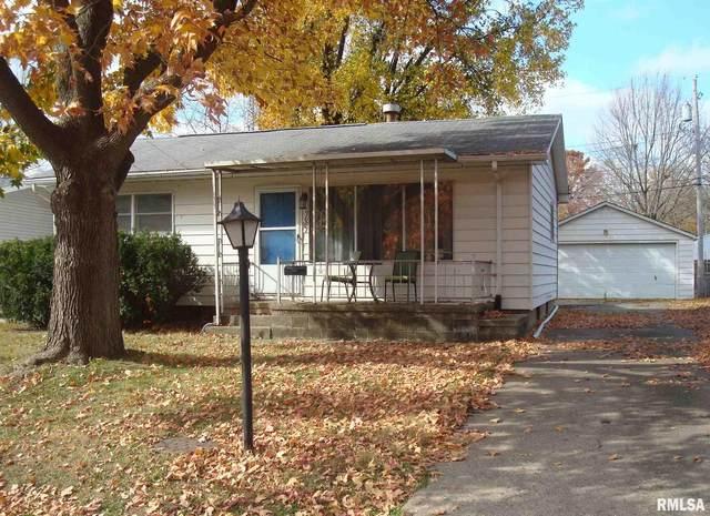 3637 Lancaster Road, Springfield, IL 62703 (#CA1003639) :: RE/MAX Preferred Choice