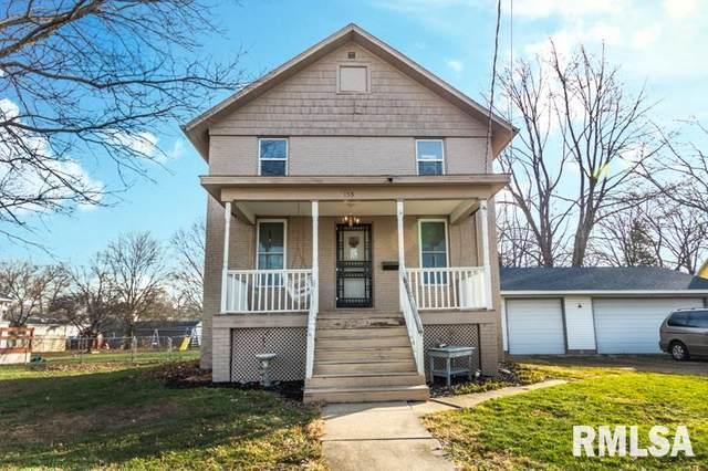 155 N Gold Street, Farmington, IL 61531 (#PA1220414) :: RE/MAX Preferred Choice