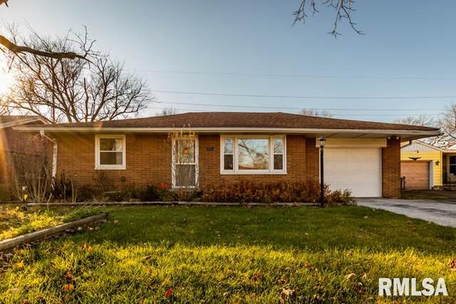 2221 N Northcrest Drive, Peoria, IL 61604 (#PA1220415) :: RE/MAX Preferred Choice