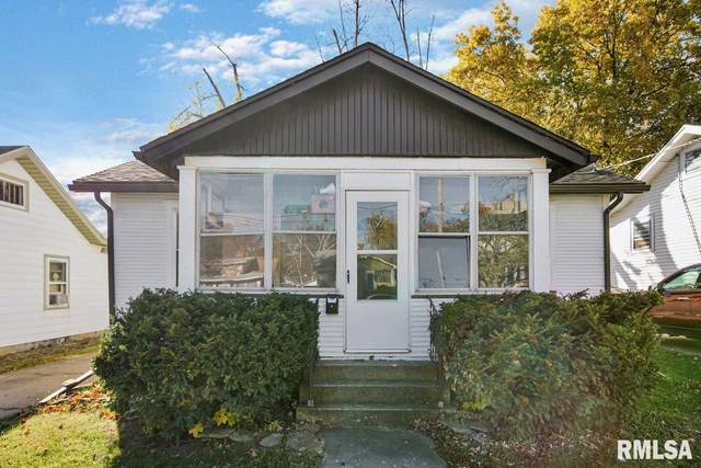 1120 W Hanssler Place, Peoria, IL 61604 (#PA1220417) :: Paramount Homes QC