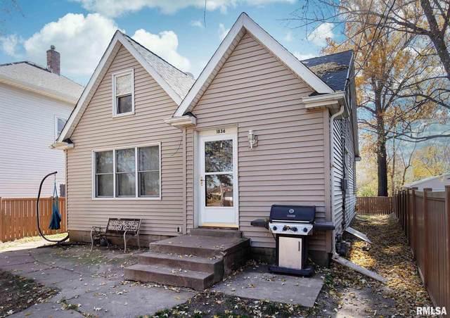 1836 14TH Avenue, Moline, IL 61265 (#QC4216846) :: Nikki Sailor | RE/MAX River Cities