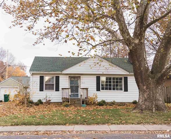 2517 W Barker Avenue, West Peoria, IL 61604 (#PA1220453) :: Killebrew - Real Estate Group