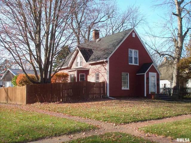 1014 Willard Street, Galesburg, IL 61401 (#CA1003683) :: The Bryson Smith Team
