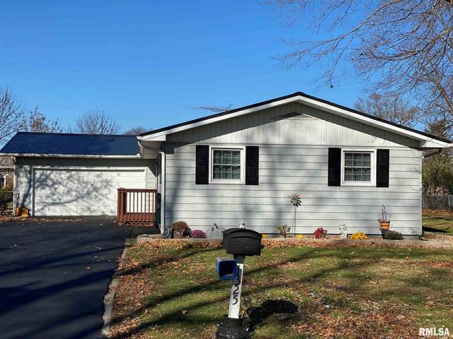 1325 E Locust Street, Canton, IL 61520 (#PA1220491) :: Paramount Homes QC