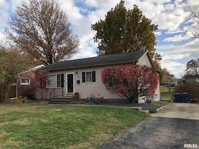 1736 Homewood Avenue, Springfield, IL 62704 (MLS #CA1003730) :: BN Homes Group