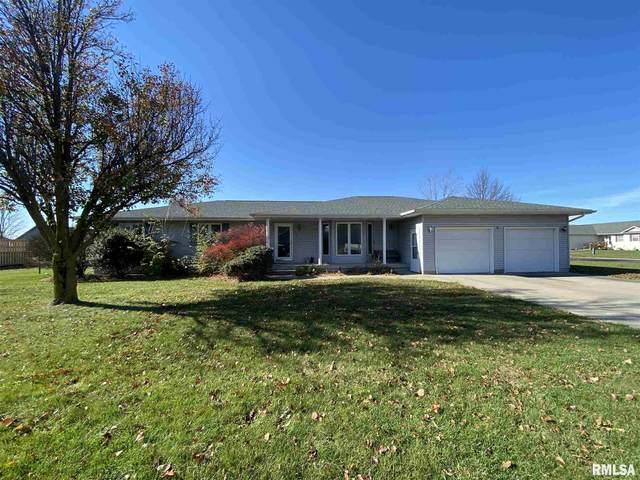 145 Illini Trail, Virden, IL 62690 (#CA1003731) :: Paramount Homes QC