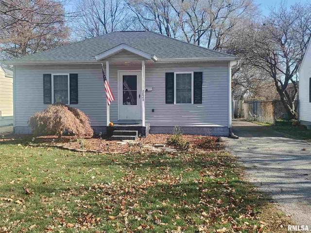 2828 S 5TH Street, Springfield, IL 62703 (#CA1003733) :: Nikki Sailor | RE/MAX River Cities