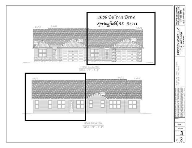 4606 Bellevue Drive, Springfield, IL 62711 (#CA1003735) :: RE/MAX Professionals