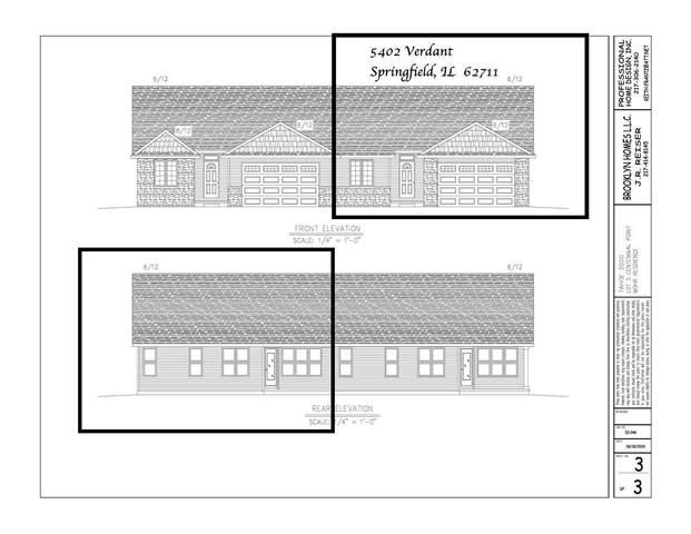 5402 Verdant Lane, Springfield, IL 62711 (#CA1003740) :: RE/MAX Professionals