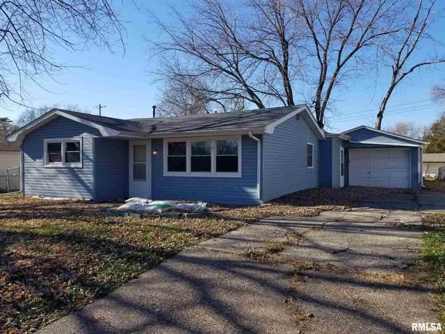 604 W 14TH Avenue, Hampton, IL 61256 (#QC4216954) :: Killebrew - Real Estate Group