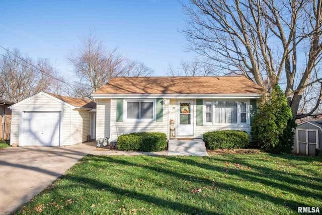 31 Lauterbach Drive, Bartonville, IL 61607 (#PA1220527) :: The Bryson Smith Team