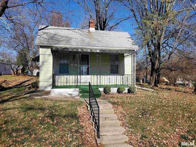 1439 E Wilson Avenue, Peoria, IL 61603 (#PA1220530) :: Paramount Homes QC