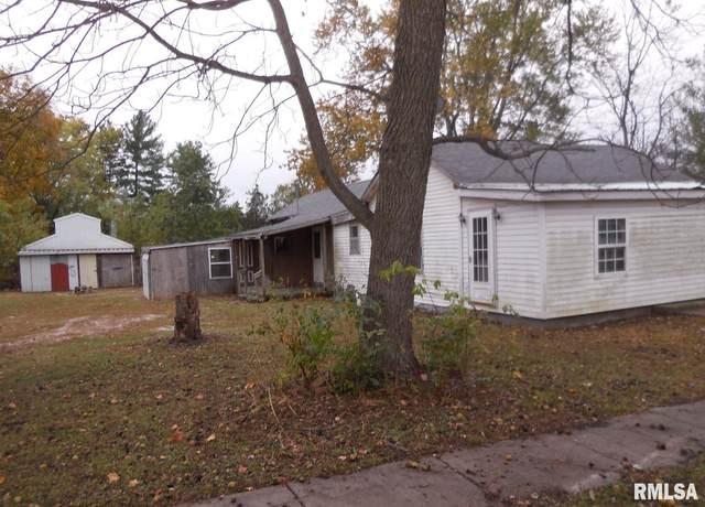 627 E Lincoln Street, White Hall, IL 62092 (#CA1003743) :: Nikki Sailor | RE/MAX River Cities