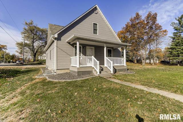 101 N 8TH Street, Riverton, IL 62561 (#CA1003750) :: Killebrew - Real Estate Group