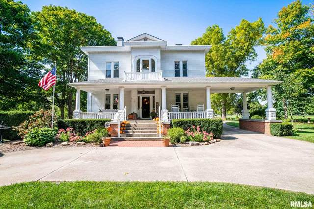 201 W Ash Street, Elmwood, IL 61529 (MLS #PA1220545) :: BN Homes Group