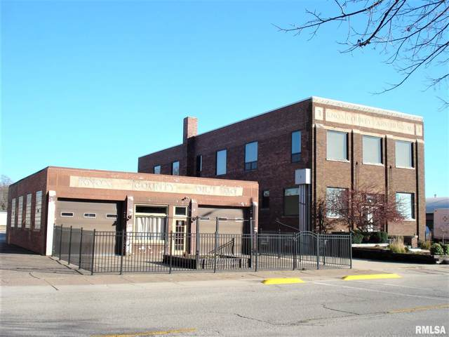 95 N Seminary, Galesburg, IL 61401 (#CA1003767) :: Paramount Homes QC