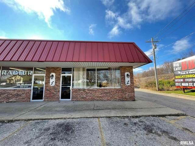 1048 E Losey, Galesburg, IL 61401 (#CA1003785) :: Paramount Homes QC