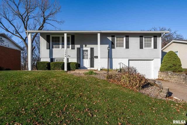 1544 W George Washington Boulevard, Davenport, IA 52804 (#QC4217021) :: RE/MAX Preferred Choice