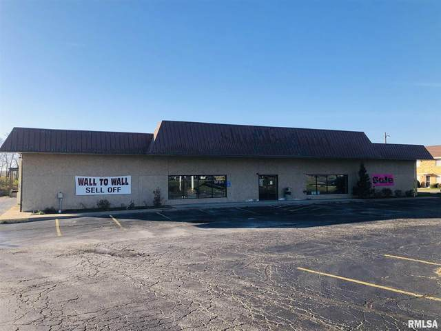 1711 W Morton, Jacksonville, IL 62650 (#CA1003814) :: Nikki Sailor | RE/MAX River Cities