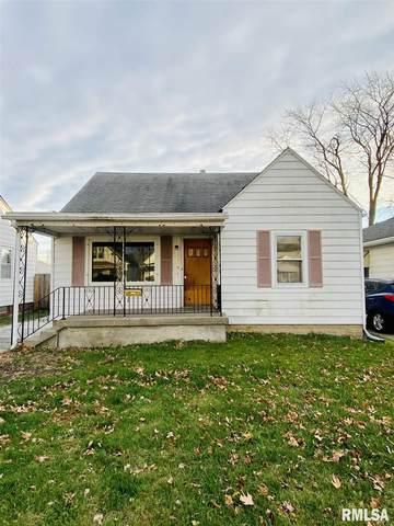 1704 E Keys Avenue, Springfield, IL 62702 (#CA1003820) :: Nikki Sailor | RE/MAX River Cities
