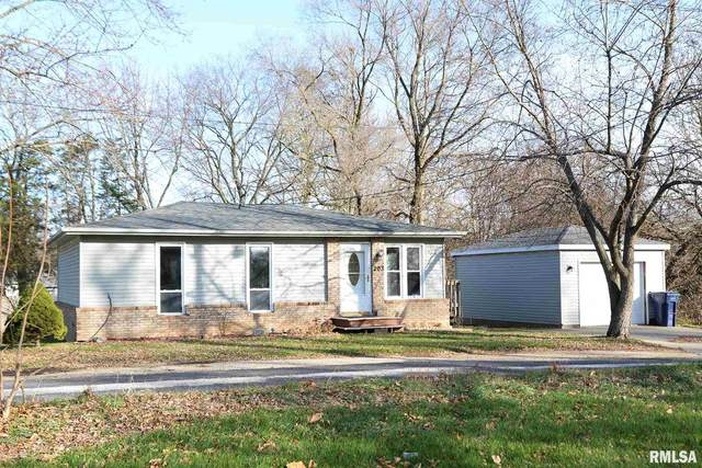 203 E Whipp Avenue, Bartonville, IL 61607 (#PA1220635) :: The Bryson Smith Team