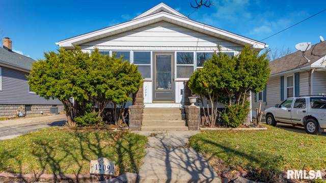 1209 W Virginia Avenue, Peoria, IL 61604 (#PA1220637) :: Paramount Homes QC