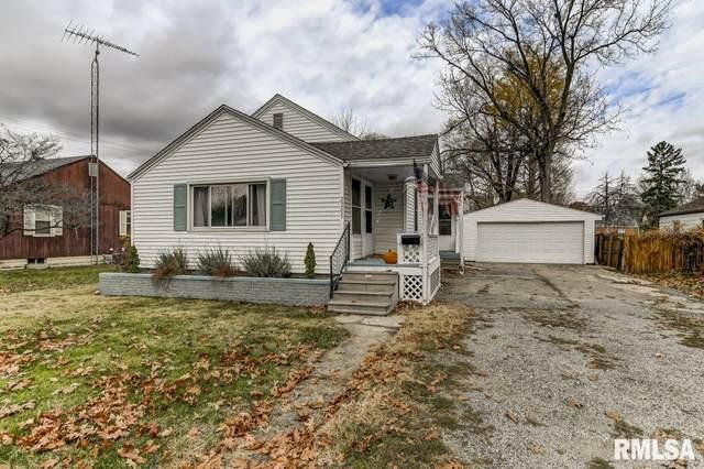 2205 E Reservoir Street, Springfield, IL 62702 (#CA1003829) :: RE/MAX Professionals
