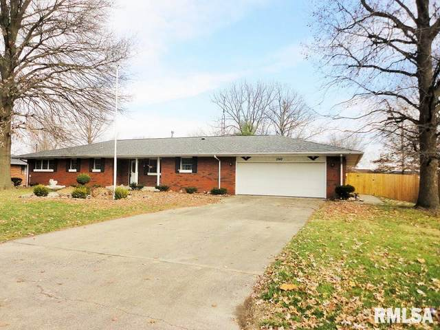 1342 Lawrence Avenue, Taylorville, IL 62568 (MLS #CA1003836) :: BN Homes Group