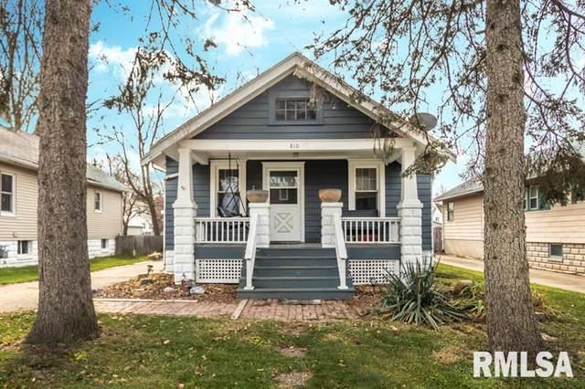 810 W Corrington Avenue, Peoria, IL 61604 (#PA1220642) :: Killebrew - Real Estate Group