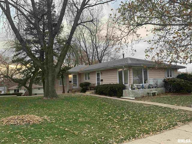 806-808 E Euclid Avenue, Peoria Heights, IL 61616 (#PA1220649) :: RE/MAX Professionals