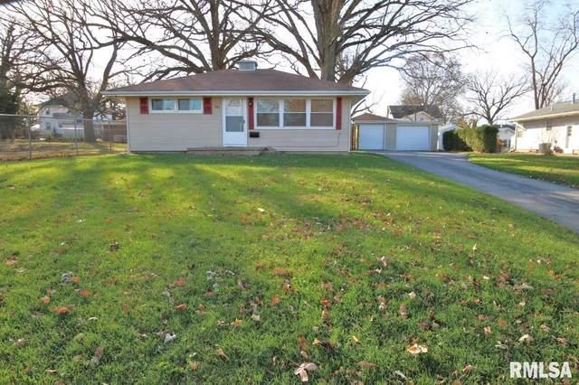 402 W Maple Drive, Eureka, IL 61530 (#PA1220651) :: The Bryson Smith Team