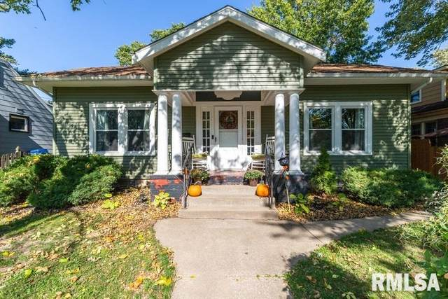 715 Ridgewood Avenue, Davenport, IA 52803 (MLS #QC4217119) :: BN Homes Group