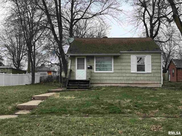 725 W Brons Avenue, Peoria, IL 61604 (#PA1220679) :: RE/MAX Preferred Choice