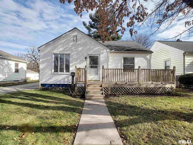 2306 4TH Street A, East Moline, IL 61244 (#QC4217137) :: RE/MAX Preferred Choice
